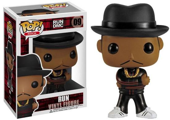 Funko Run DMC POP! Rocks Run Vinyl Figure #09 [Damaged Package]