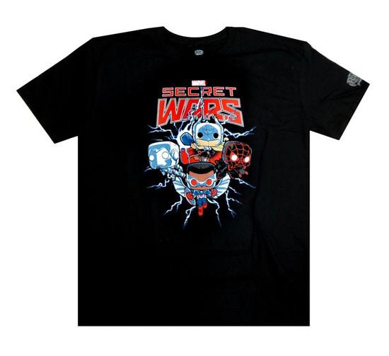 Funko Marvel Secret Wars T-Shirt [Medium]