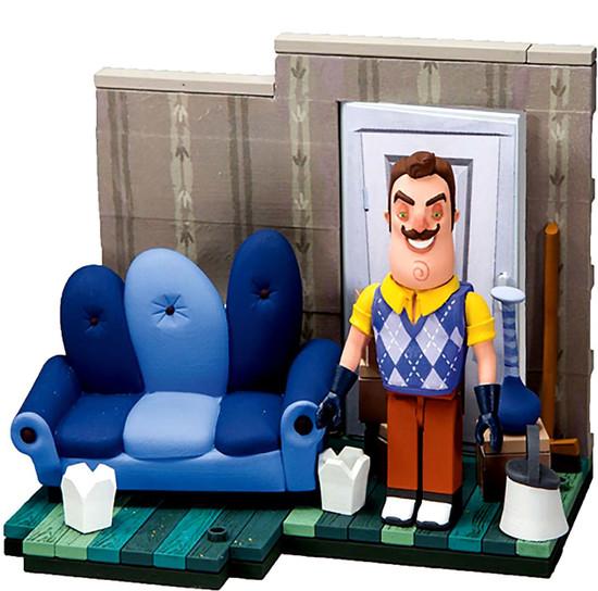 McFarlane Toys Hello Neighbor Living Room Construction Set