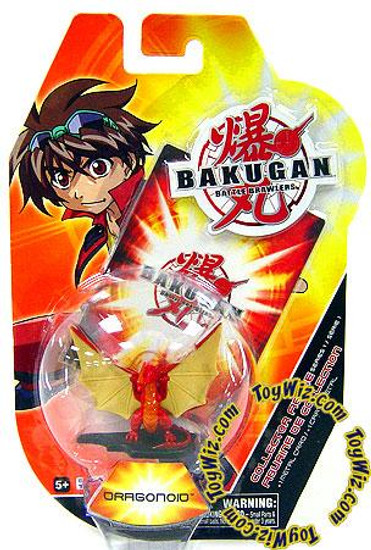 Bakugan Battle Brawlers Dragonoid PVC FIgure [RANDOM Colors]