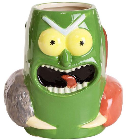 Rick & Morty Pickle Rick Mug
