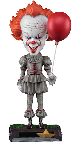 NECA IT Movie (2017) Pennywise 8-Inch Head Knocker
