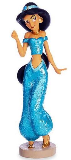 Disney Aladdin Jasmine Exclusive 2.5-Inch PVC Figure [Loose]