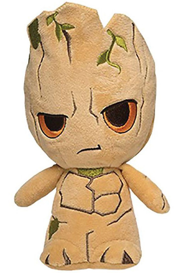Funko Marvel Avengers Infinity War SuperCute Groot Plush