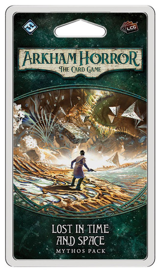 Arkham Horror The Card Game Dunwich Legacy Lost In Space & Time Mythos Pack