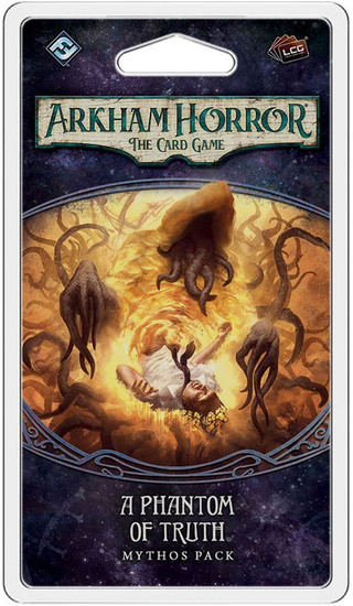 Arkham Horror The Card Game The Path to Carcosa A Phantom Of Truth Mythos Pack
