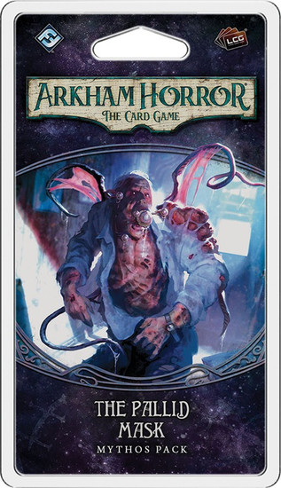 Arkham Horror The Card Game The Path to Carcosa The Pallid Mask Mythos Pack