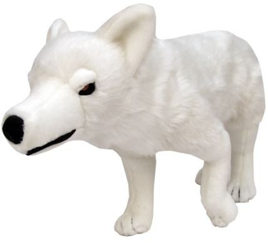 Game of Thrones Ghost Direwolf Plush