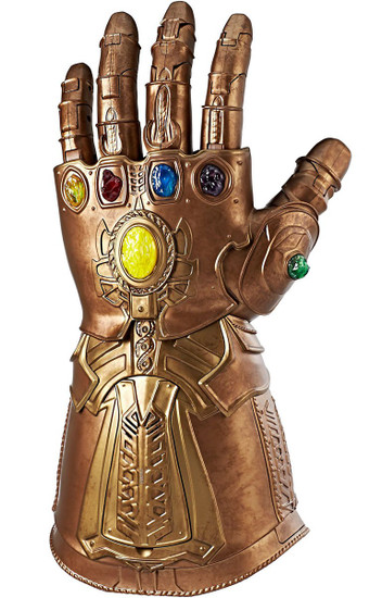 Marvel Legends Gear Infinity Gauntlet Prop Replica [Articulated Electronic Fist]