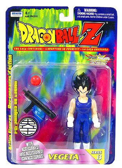 Dragon Ball Z Series 13 Vegeta Action Figure