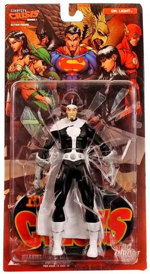 DC Identity Crisis Series 1 Dr. Light Action Figure