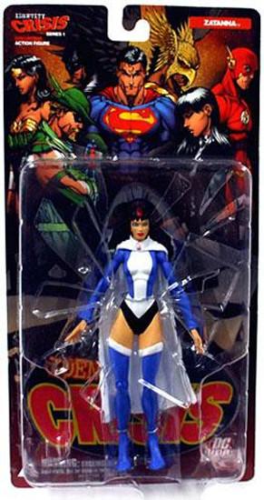 DC Identity Crisis Series 1 Zatanna Action Figure