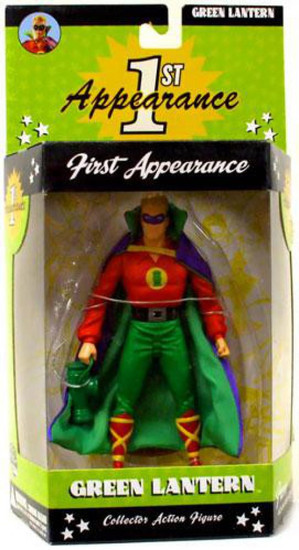 DC First Appearance Series 1 Green Lantern Action Figure