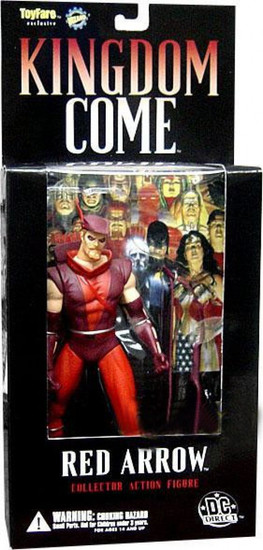 DC Kingdom Come Red Arrow Exclusive Action Figure