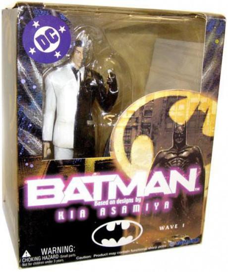 Batman Kia Asylum Series 1 Two-Face Action Figure