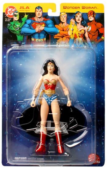 DC JLA Justice League of America Wonder Woman Action Figure