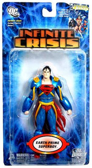 DC Superman Infinite Crisis Series 1 Earth Prime Superboy Action Figure