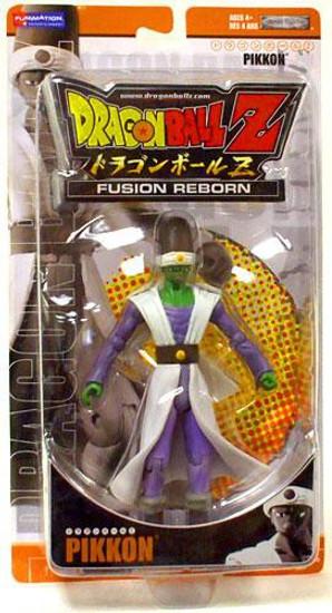 Dragon Ball Z Fusion Reborn Pikkon Action Figure [RANDOM Packaging]