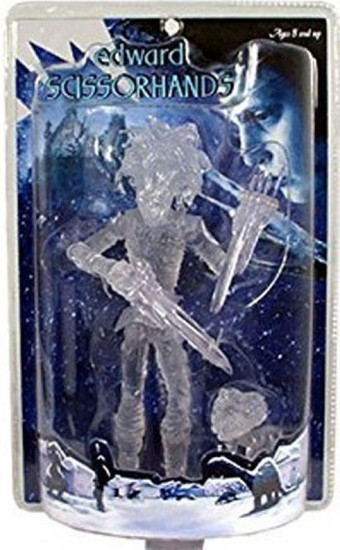 Edward Scissorhands Exclusive Action Figure [Ice]