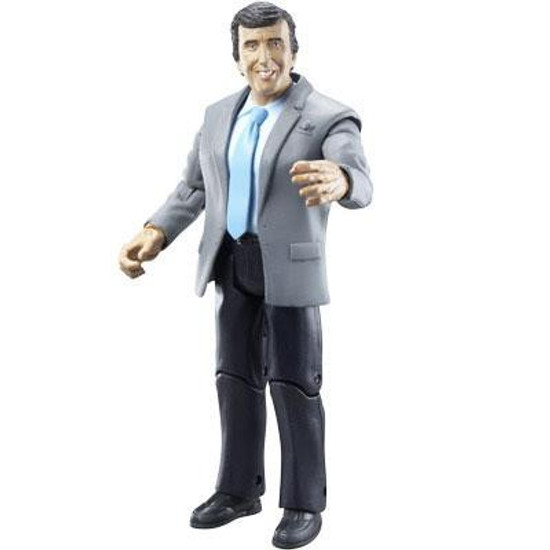 Rocky II Series 2 Brent Musberger Action Figure