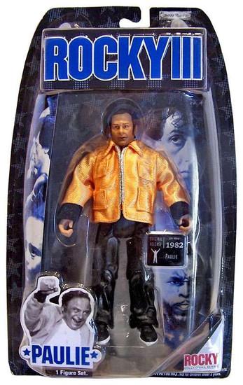 Rocky III Series 3 Paulie Action Figure [Corner Gear]