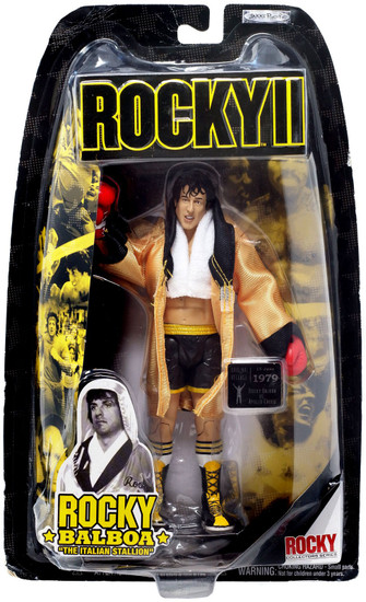 Rocky II Series 2 Rocky Balboa Action Figure [Pre-Fight]