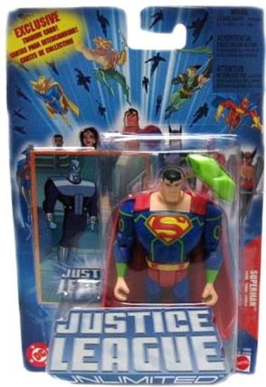 Justice League Unlimited Superman Action Figure