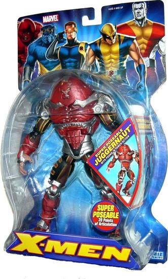 Marvel X-Men Super Poseable Juggernaut Action Figure