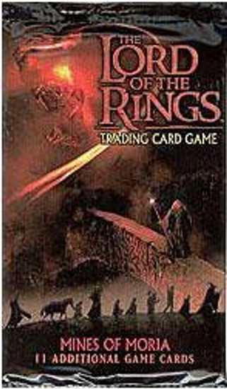 The Lord of the Rings Trading Card Game Mines of Moria Booster Pack [11 Cards]