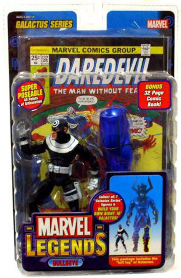 Marvel Legends Series 9 Galactus Bullseye Action Figure