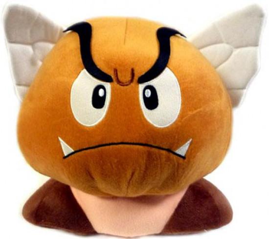 Super Mario Bros Goomba 12-Inch Plush [Wings]