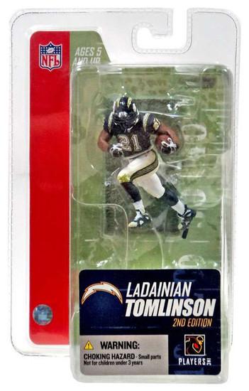 McFarlane Toys NFL San Diego Chargers Sports Picks 3 Inch Mini Series 3 LaDainian Tomlinson Mini Figure