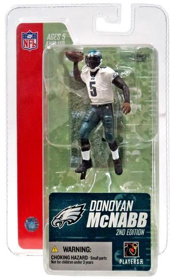 McFarlane Toys NFL Philadelphia Eagles Sports Picks Series 3 Mini Donovan McNabb 3-Inch Mini Figure