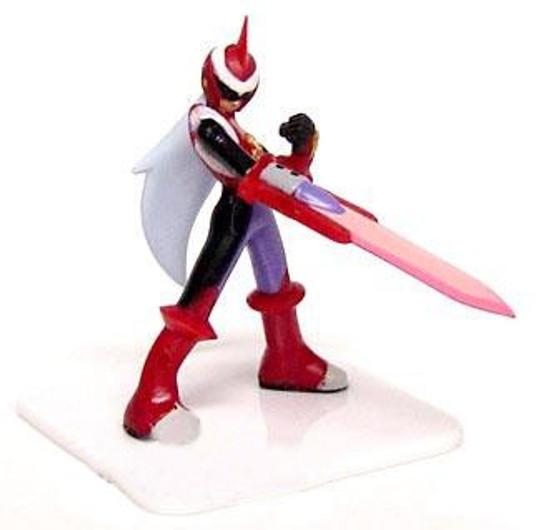 Mega Man NT Warrior Protoman 1.5-Inch PVC Figure [Loose]