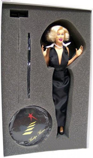 The Leading Ladies 50th Anniversary Marilyn Monroe 16-Inch Collectible Doll