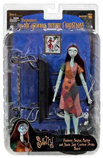 NECA Nightmare Before Christmas Series 3 Sally Action Figure