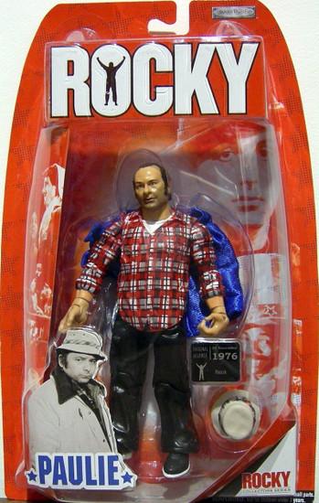 Rocky I Series 1 Paulie Action Figure