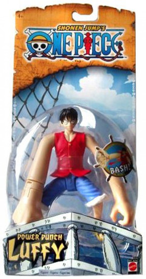 One Piece Luffy Action Figure [Power Punch]