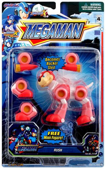 Mega Man Classic Rush Action Figure