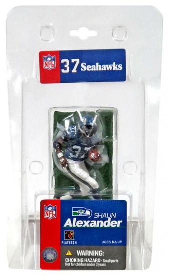 McFarlane Toys NFL Seattle Seahawks Sports Picks 3 Inch Mini Shaun Alexander Mini Figure