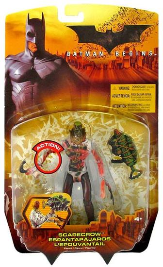 Batman Begins Scarecrow Action Figure