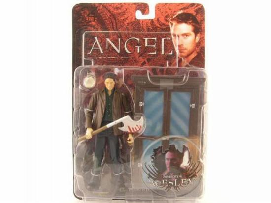Angel Series 3 Wesley Action Figure [Season 4]
