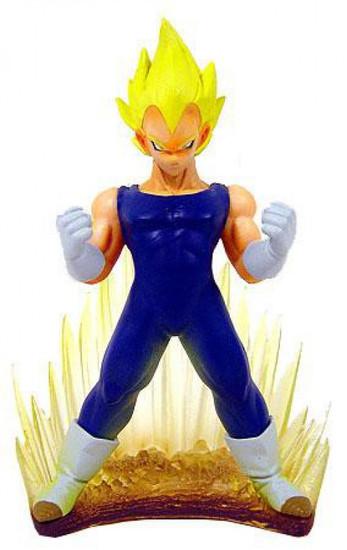 Dragon Ball Z Super Saiyan Vegeta 5-Inch PVC Statue
