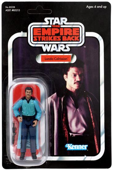 Star Wars The Empire Strikes Back 2004 Original Trilogy Collection Lando Calrissian Action Figure