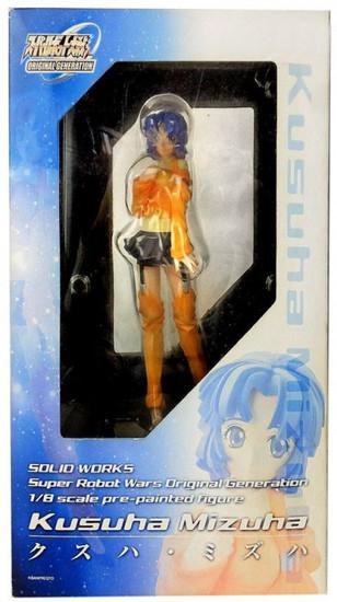 Super Robot Wars Original Generation Kusuha Mizuha Figure