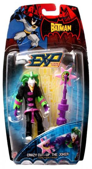 The Batman EXP Extreme Power The Joker Action Figure [Crazy Cut-Up]
