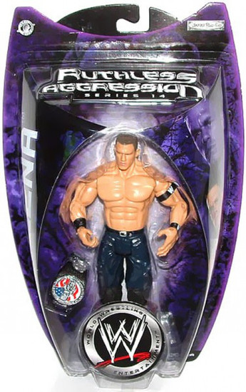WWE Wrestling Ruthless Aggression Series 14 John Cena Action Figure