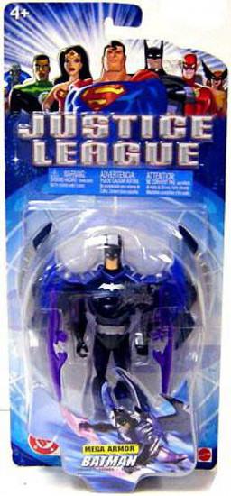 Justice League Batman Action Figure [Mega Armor]