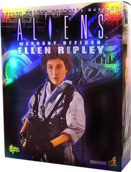 Aliens Movie Masterpiece Ellen Ripley Collectible Figure [Warrant Officer]