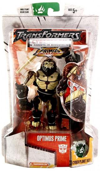 Transformers Beast Wars Primus Unleashed Optimus Prime Action Figure